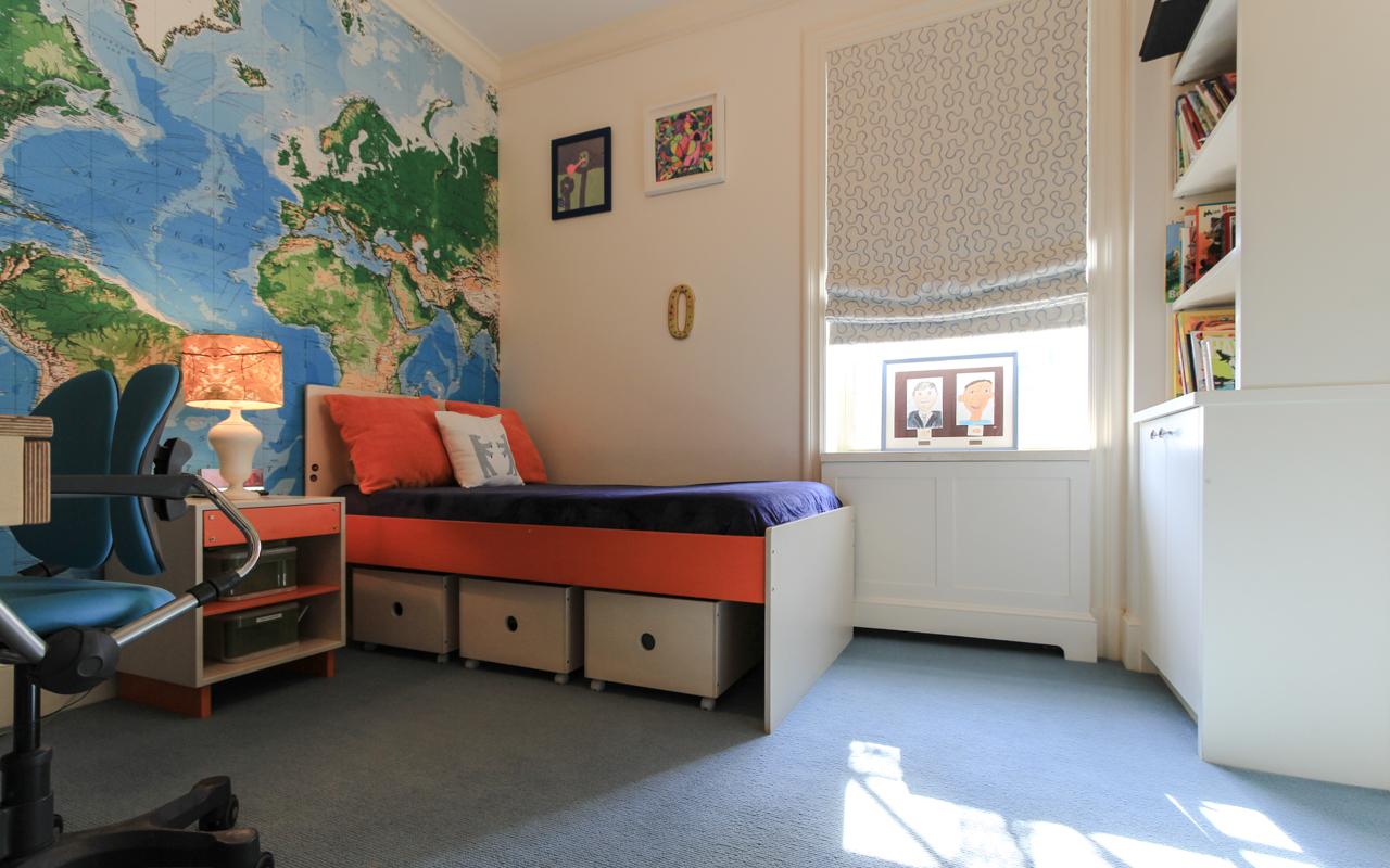 Childrens Rooms children's rooms - joanna shirin design