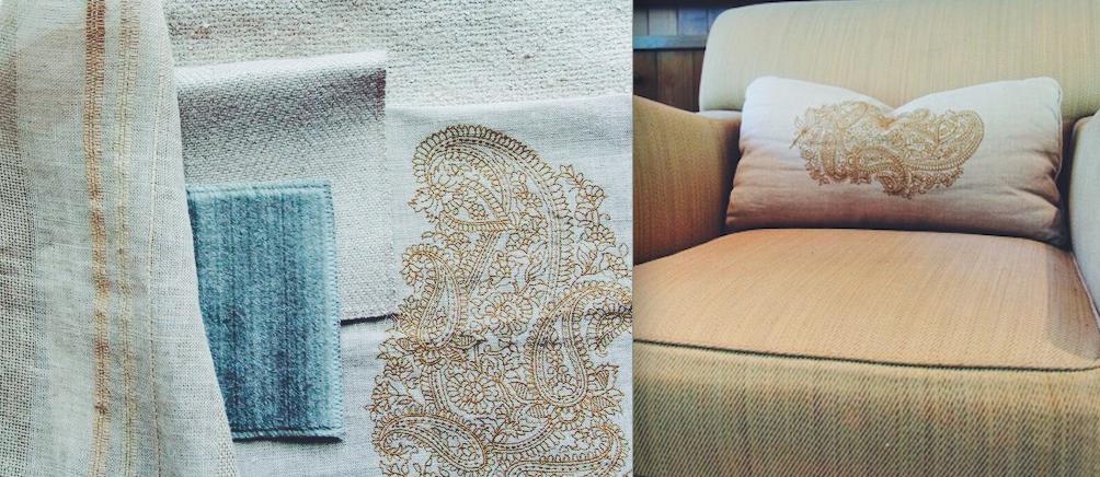 Decorative Textiles: Part 1, The Family Room