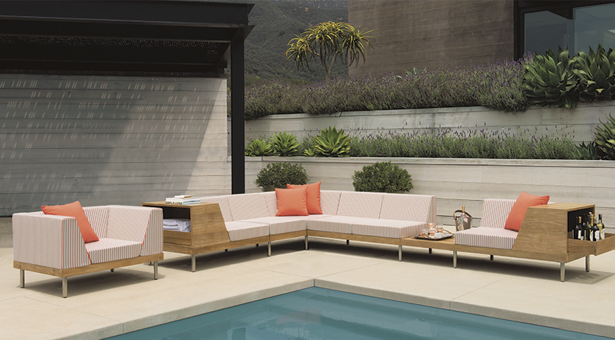 Janusetcie-Tiempo Collection - Outdoor Furniture