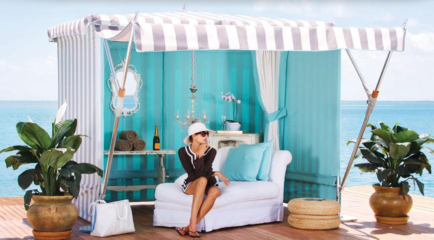 Tuuci Umbrellas - St. Tropez - Outdoor Furniture