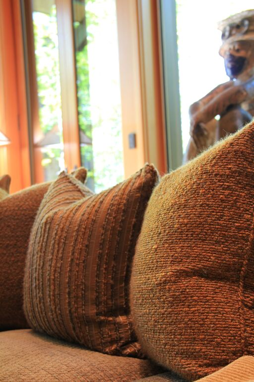 Inspired by Autumnal Colors: Bringing Fall Foliage Indoors - Rocky Mountain Retreat