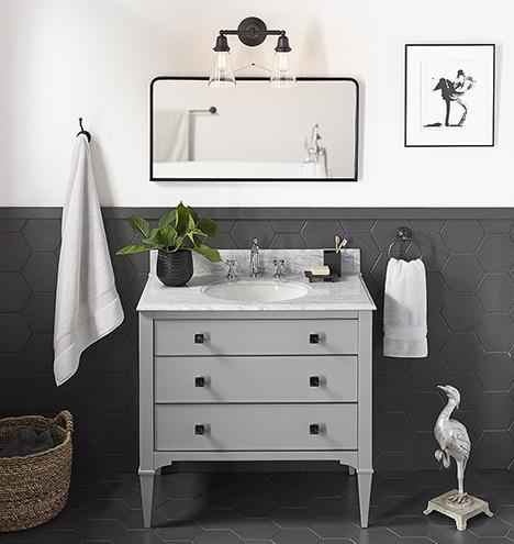 10 Beautiful Bathroom Vanities