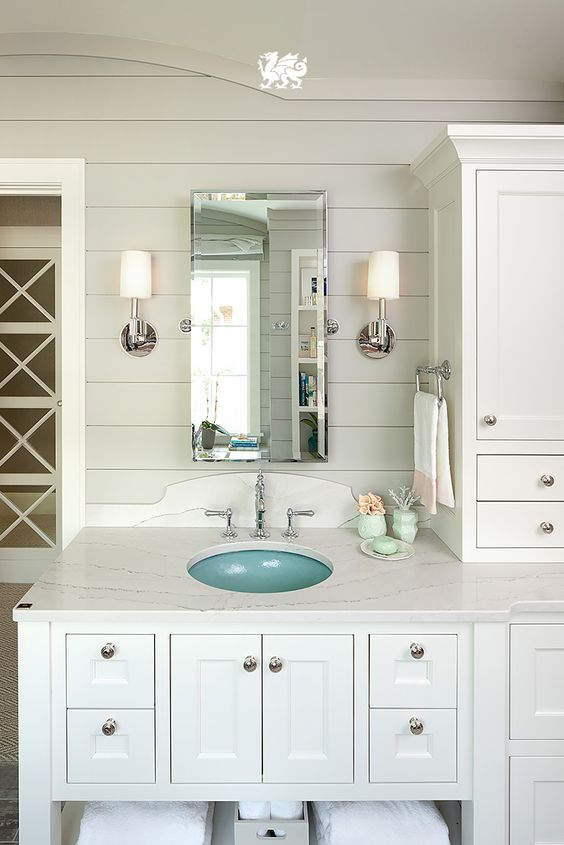 25 unique pre made bathroom vanities for Premade kitchens