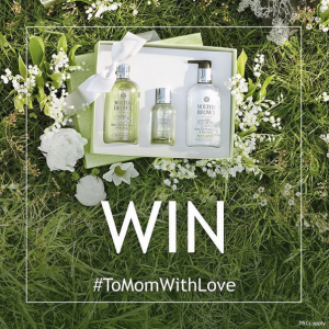 Aromatherpy - Molton Brown Mother's Day Instagram Contest - Joanna Shirin Design Blog
