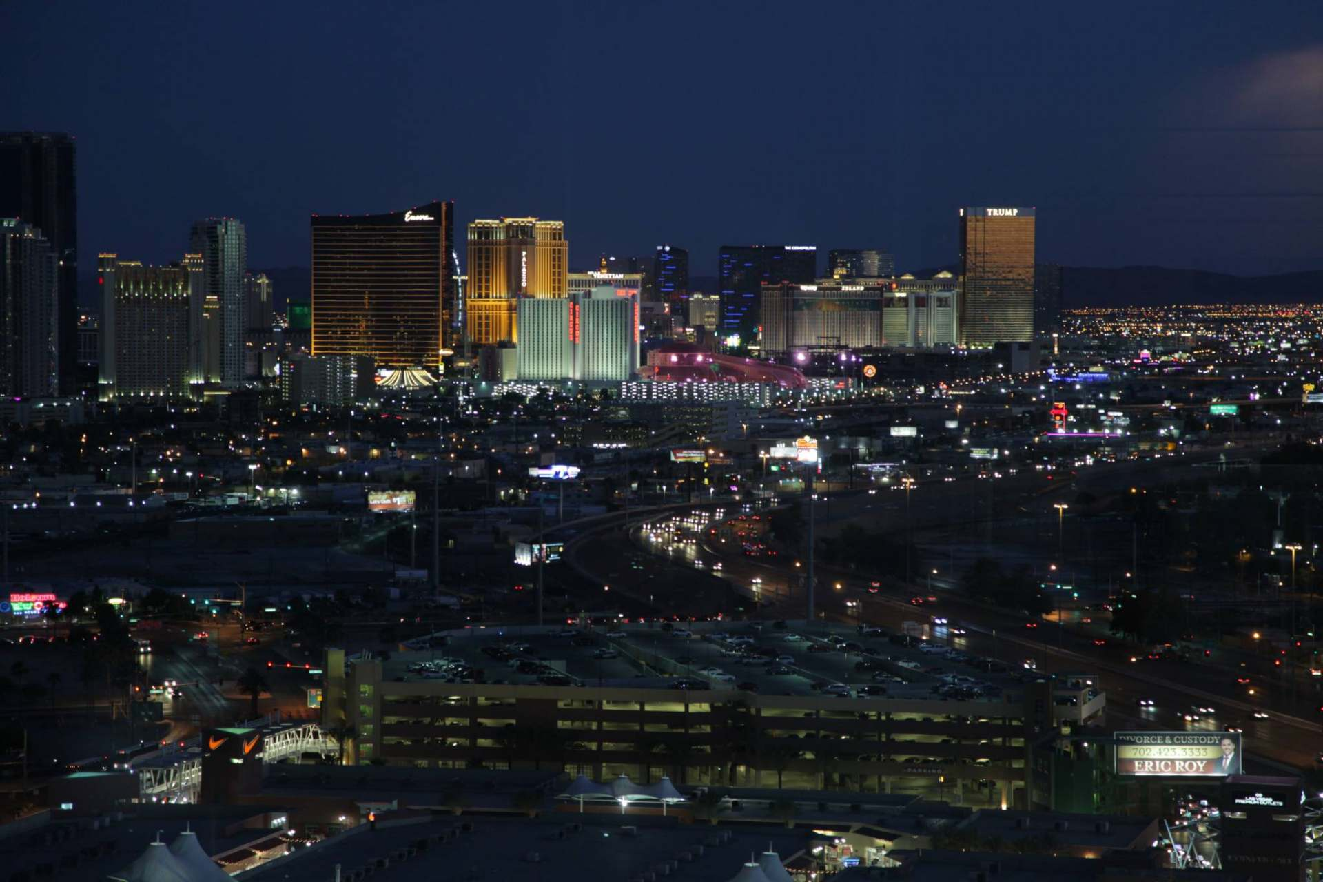 Joanna Shirin Goodnight Vegas