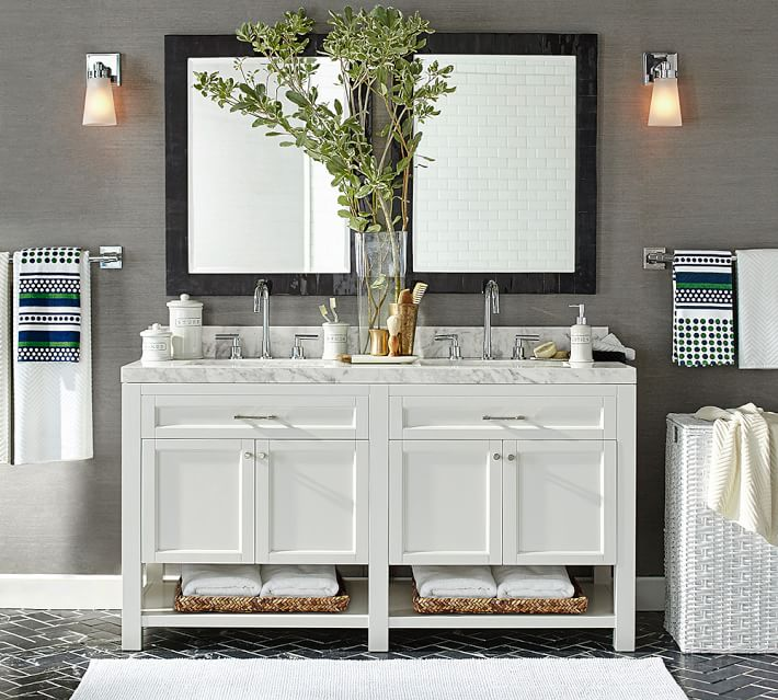 10 beautiful bathroom vanities to update your spa